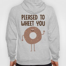 Pleased to wheet you Hoody