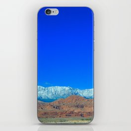 For the Love of Utah iPhone Skin