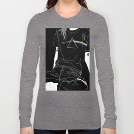 lay back Long Sleeve T-shirt