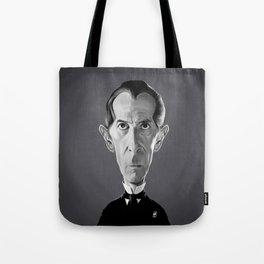 Peter Cushing Tote Bag