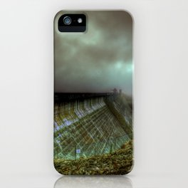 Mansfield Fog iPhone Case