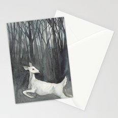 Ghost Doe Stationery Cards