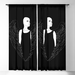 Noir Blackout Curtain