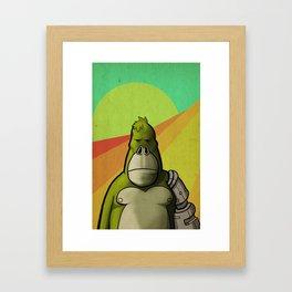 "Diggs of ""Koltar and Diggs"" Framed Art Print"
