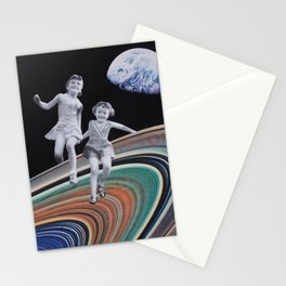 Ring Jump Stationery Cards