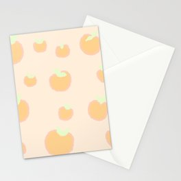 small oranges Stationery Cards