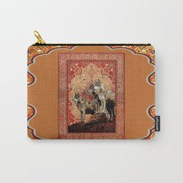 The Wolf Pack - Rudyard Kiplings Jungle Book Carry-All Pouch
