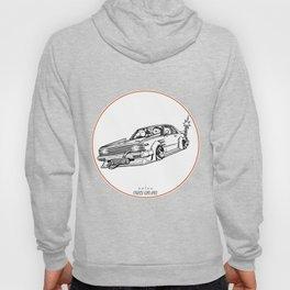 Crazy Car Art 0099 Hoody