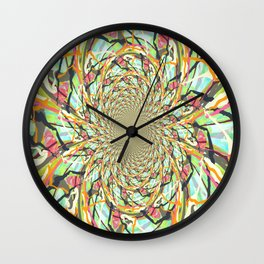 Infinite Imagination Wall Clock