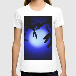 Does That Blue Moon Ever Shine on You T-shirt