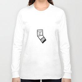 222 STAY-POSI Long Sleeve T-shirt