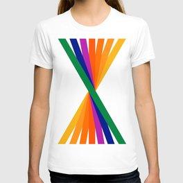 Rainbow Stix T-shirt
