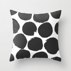 001A Throw Pillow