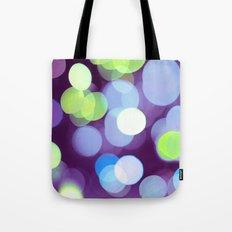 Purple Light Tote Bag