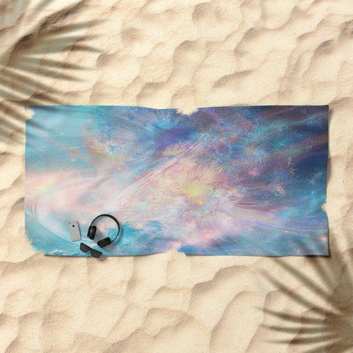 Apparition Beach Towel