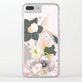 spring 2 Clear iPhone Case