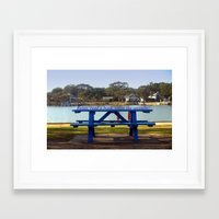 relax Framed Art Prints featuring Relax! by Chris' Landscape Images & Designs