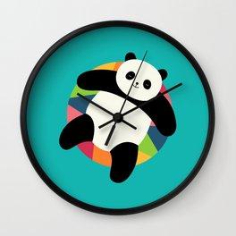 Chillin Wall Clock