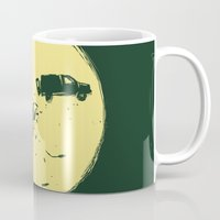 zombie Mugs featuring Zombie Invasion by Picomodi