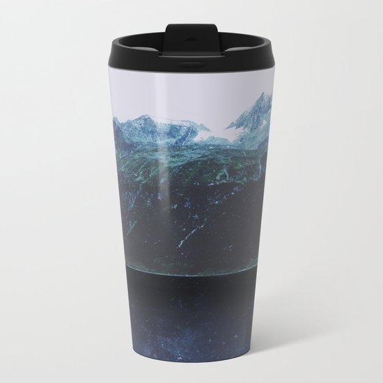 The Deep Lake Metal Travel Mug