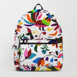 Mexico pattern Backpack