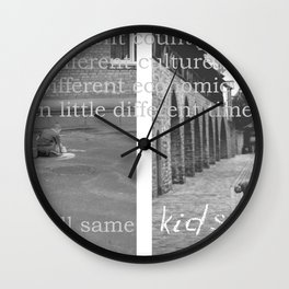 Kids... Wall Clock