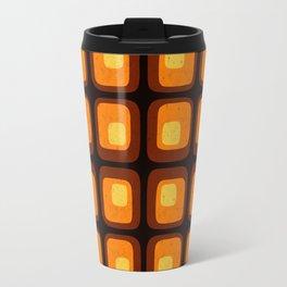 60s Retro Mod Travel Mug