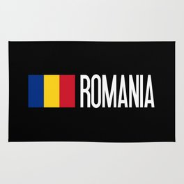 Romania: Romanian Flag & Romania Rug
