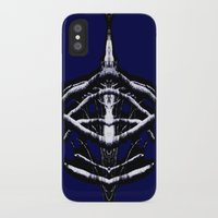 beast iPhone & iPod Cases featuring BEAST by lucborell