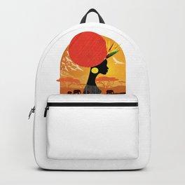The Cradle of Civilization Backpack