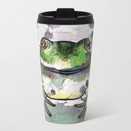 Frog 2 Metal Travel Mug