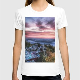 Stained Sunrise T-shirt