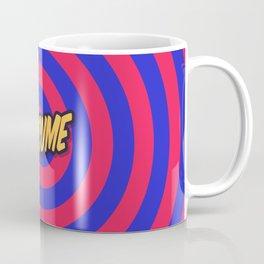 Marketing Hypnosis Consumerism Advertising - Consume Coffee Mug