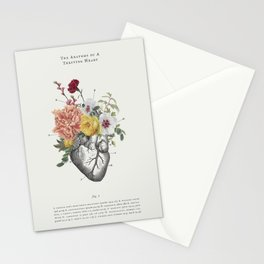 A Thriving Heart Stationery Cards