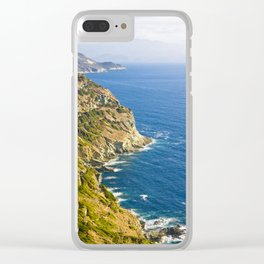 Corse 3.5 Clear iPhone Case