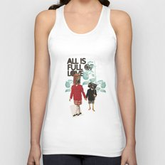 ALL IS FULL OF LOVE Unisex Tank Top