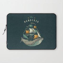 Whale | Petrol Grey Laptop Sleeve