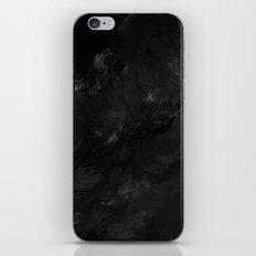 Painted B&W iPhone & iPod Skin