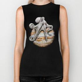 Celestial Cephalopod Biker Tank