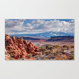 From the Fiery Furnace Canvas Print