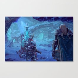 Forget this Business Canvas Print