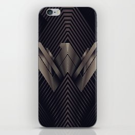WonderWoman Logo iPhone Skin