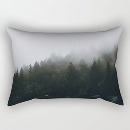 Into the Wild IV / California Rectangular Pillow