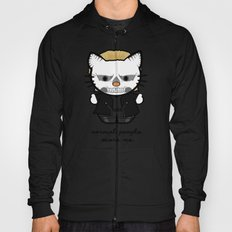 Normal People Scare Me Tate Kitty Hoody