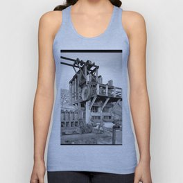 Lost Horse Gold Mill Unisex Tank Top