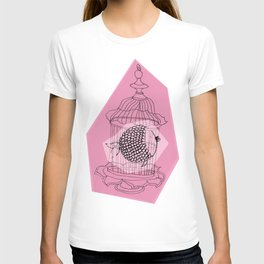 Fishy in Cage T-shirt