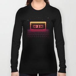 Sunset Cassette Long Sleeve T-shirt