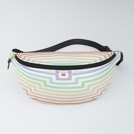 Move your eyes Fanny Pack