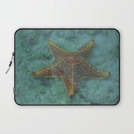 Starfish in the Lagoon Laptop Sleeve