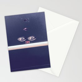 Troubled Sleep Stationery Cards
